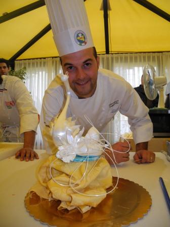 Cappello Pastry Academy adesso c è  9f27366bd04a