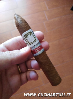 Sigaro Ramon Allones short perfecto